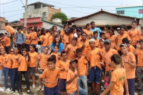 20 anos da Escola Municipal José Maria dos Mares Guia