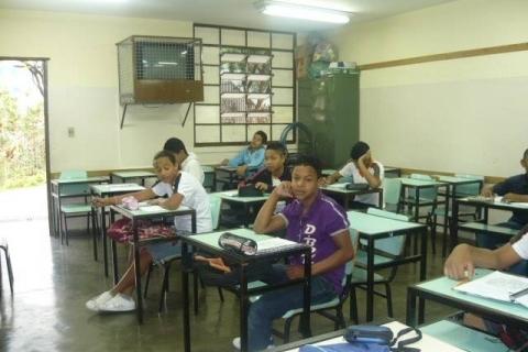 A violência na escola – em sala de aula