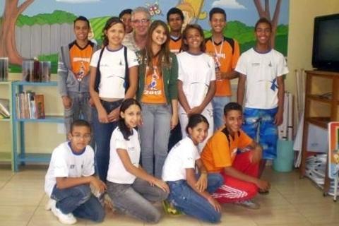 Comunidade Cerâmicas Reunidas Dom Bosco e o meio Ambiente