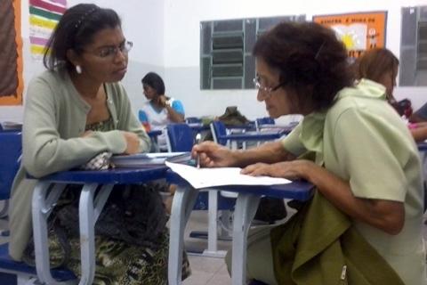 Continuidade dos estudos na Educação de Jovens e Adultos – EJA da Escola Artur Brasiliense Maia