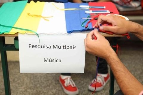 Pesquisa multipaís - música