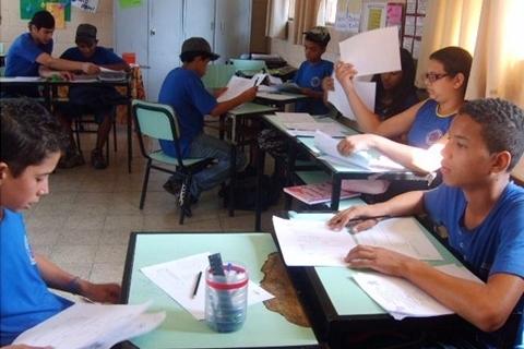 Preconceito e discriminação no 2º turno da E.M Tristão da Cunha