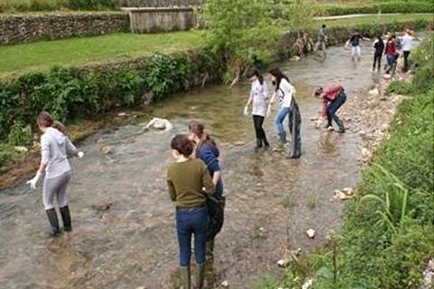 Criação de um parque sustentável: parque linear da Ribeira das Jardas