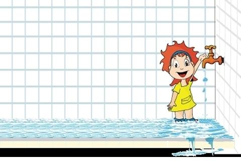 Uso doméstico da água