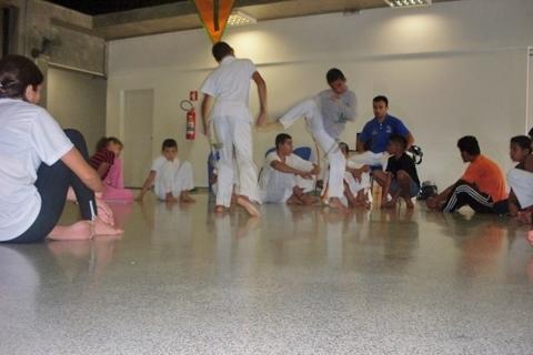 Capoeira como filosofia de vida