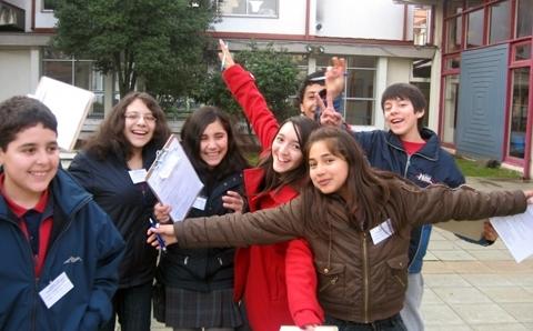Informe Pinguino, conociendo la educación de los jovenes de la region