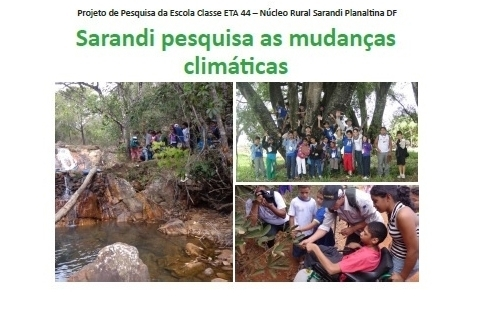Sarandi pesquisa as mudanças climáticas