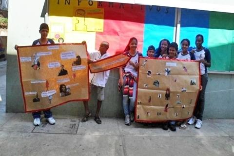 Estilo dos adolescentes da E.M. Professor Hilton Rocha