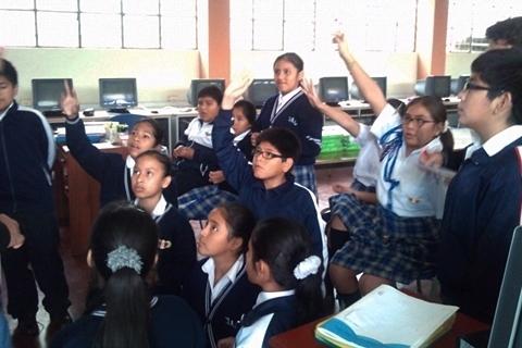 Contaminación acústica en la escuela