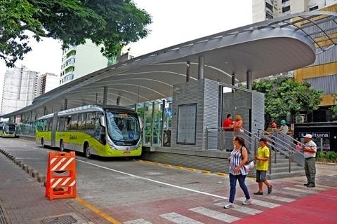 A comunidade da FAE e o BRT
