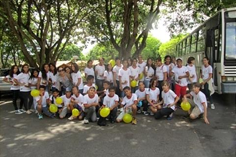Diagnóstico ambiental participativo no CEF 30 de ceilândia para elaboração da agenda 21 escolar