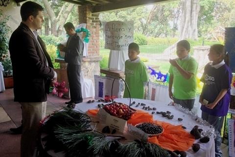 La flora y la fauna de la comunidad de San Pedro Tarimbaro