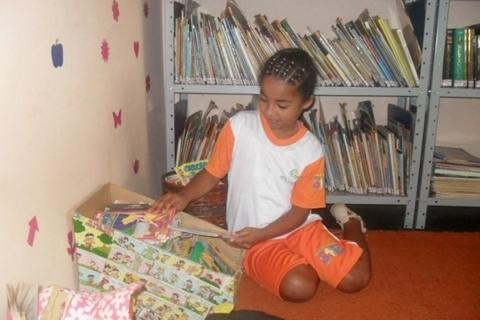 Os adultos de Rio Bonito gostam de ler?