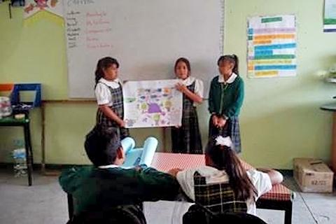 La contaminación en las calles de la colonia Emiliano Zapata