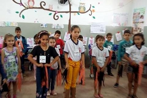 O resgate das brincadeiras antigas na escola, enquanto atividade cultural