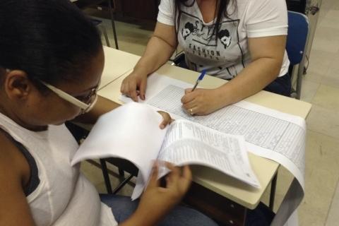 Lazer para os estudantes da Pedagogia